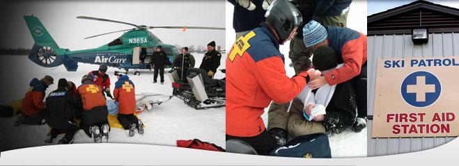 Timber Ridge Ski Patrol And Outdoor Emergency Care Timber Ridge